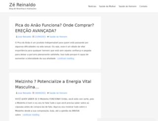 zereinaldo.blog.br screenshot
