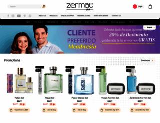 zermatusa.com screenshot