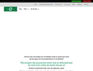 zero-e.nl screenshot