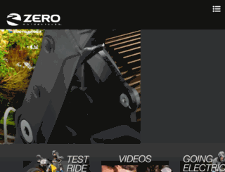 zero-motorcycles-sa.com screenshot