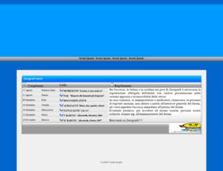 zerogradi.forumfree.net screenshot