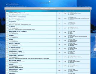 zerolandiapuglia.forumfree.net screenshot