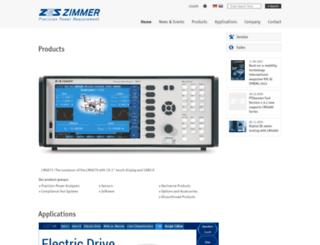 zes.com screenshot