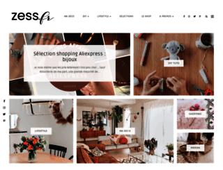 zess.fr screenshot
