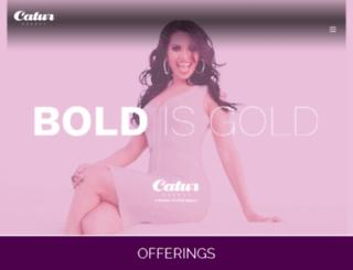 zestypink.com screenshot