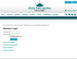zeta.mycrowdwisdom.com screenshot