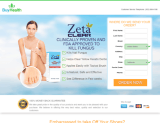 zetaclear.com screenshot
