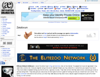 zetatracker.net screenshot