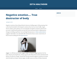 zettahealtheverblog.wordpress.com screenshot