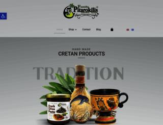 zeuscreta.gr screenshot