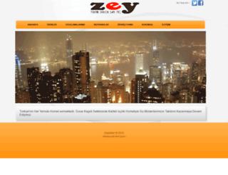 zeydekor.com screenshot