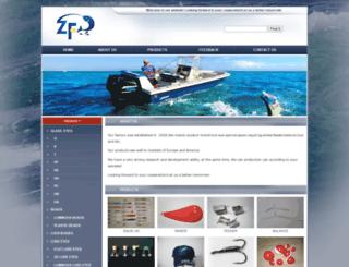 zffishing.com screenshot