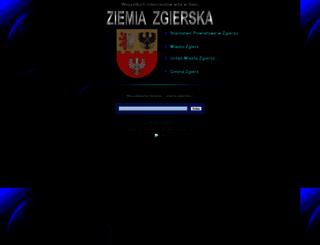 zgierz.pl screenshot