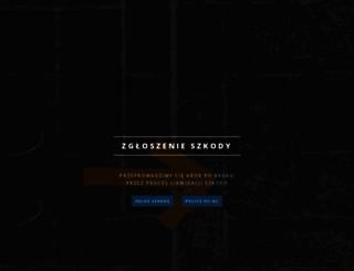 zgloszenieszkody.com.pl screenshot