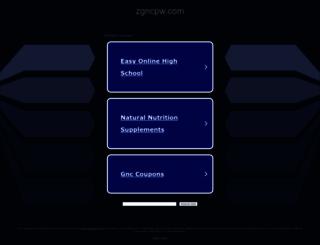 zgncpw.com screenshot