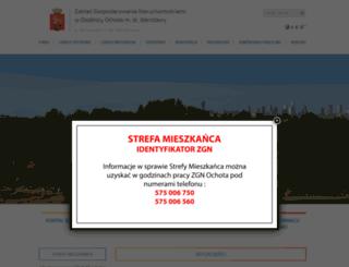 zgnochota.waw.pl screenshot