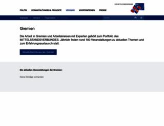 zgv-online.de screenshot