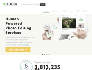 zh.tucia.com screenshot