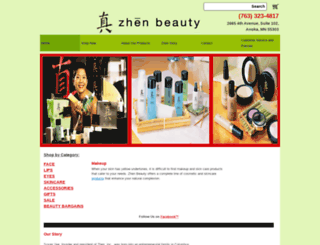 zheninc.com screenshot