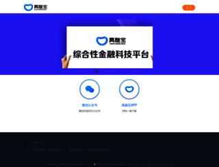 zhenrongbao.com screenshot