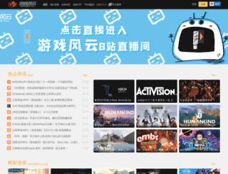 zhsg.gamefy.cn screenshot
