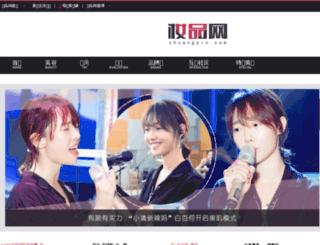 zhuangpin.com screenshot