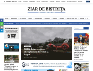 ziardebistrita.ro screenshot