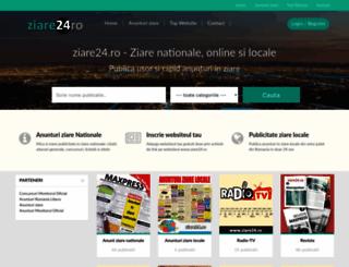 ziare24.ro screenshot