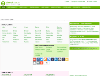 ziarul.com.ro screenshot
