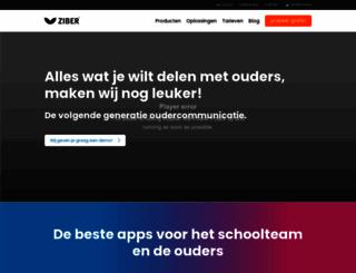 ziber.nl screenshot