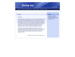 zichip.com screenshot
