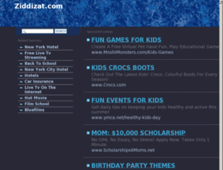 ziddizat.com screenshot