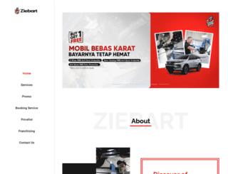 ziebart.co.id screenshot