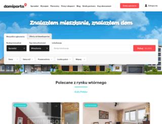 zielona-gora.domiporta.pl screenshot