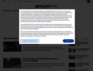 zielonagora.sport.pl screenshot