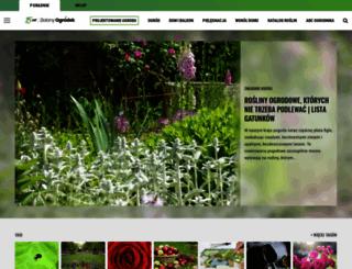 zielonyogrodek.pl screenshot
