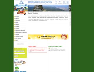 ziemiaklodzka.urlop.info.pl screenshot