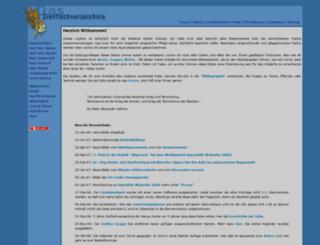 zierfischverzeichnis.de screenshot