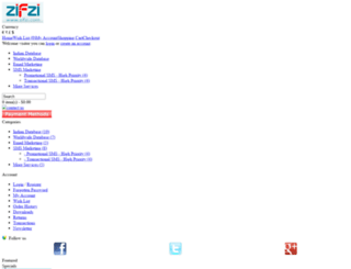 zifzi.com screenshot