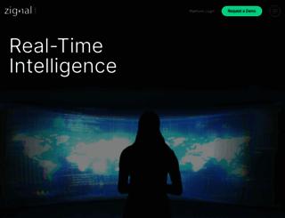 zignallabs.com screenshot
