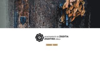 zigoitia.eus screenshot