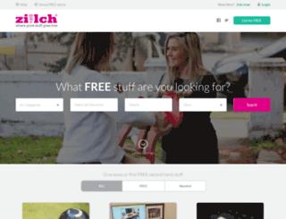 ziilch.com screenshot