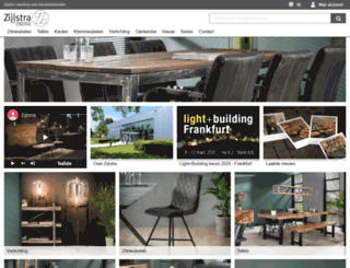 zijlstra.nl screenshot