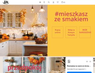 zik.pl screenshot