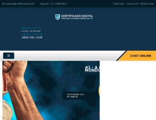 zikavirusinfo.com screenshot