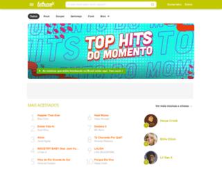 zilch.musicas.mus.br screenshot
