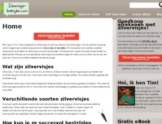 zilvervisjes-bestrijden.com screenshot