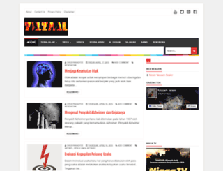 zilzaal.blogspot.co.id screenshot