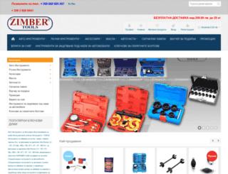 zimber-tools.com screenshot