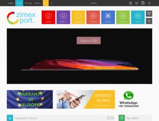 zimexport.com screenshot